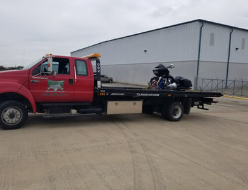 Accident Vehicle Recovery